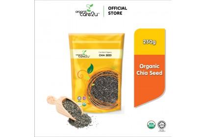 Organic Care2u Organic Chia Seed (250g)