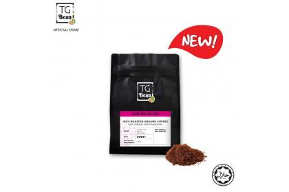 TG Bean Arabica Coffee Bean / Ground Coffee (Auburn Blend) - 250g