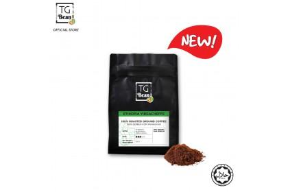 TG Bean Single Origin Coffee Bean / Ground Coffee (Ethiopia Yirgacheffe) - 250g